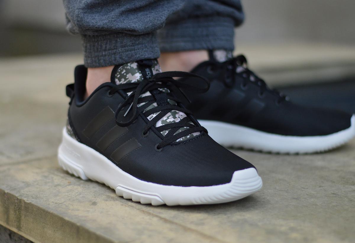 Details zu Adidas Cloudfoam Racer TR CG5726 Herren Sportschuhe Sneaker